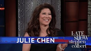 Julie Chen Braces Herself For Omarosa On