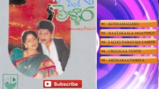 Telugu Old Songs | Mondi Mogudu Penki Pellam Movie Songs | Suman, Vijayashanti