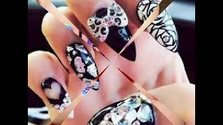 New nail art design 2019 for girls tutorial
