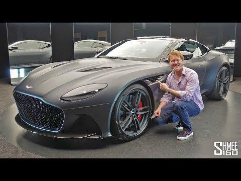 Check Out the NEW Aston Martin DBS Superleggera! | FIRST LOOK