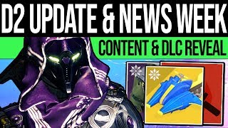 Destiny 2 | NEW UPDATE u0026 SOLSTICE RESET! 100 Boss Fix, Loot, Vendors, Eververse u0026 SOTG (13th August)