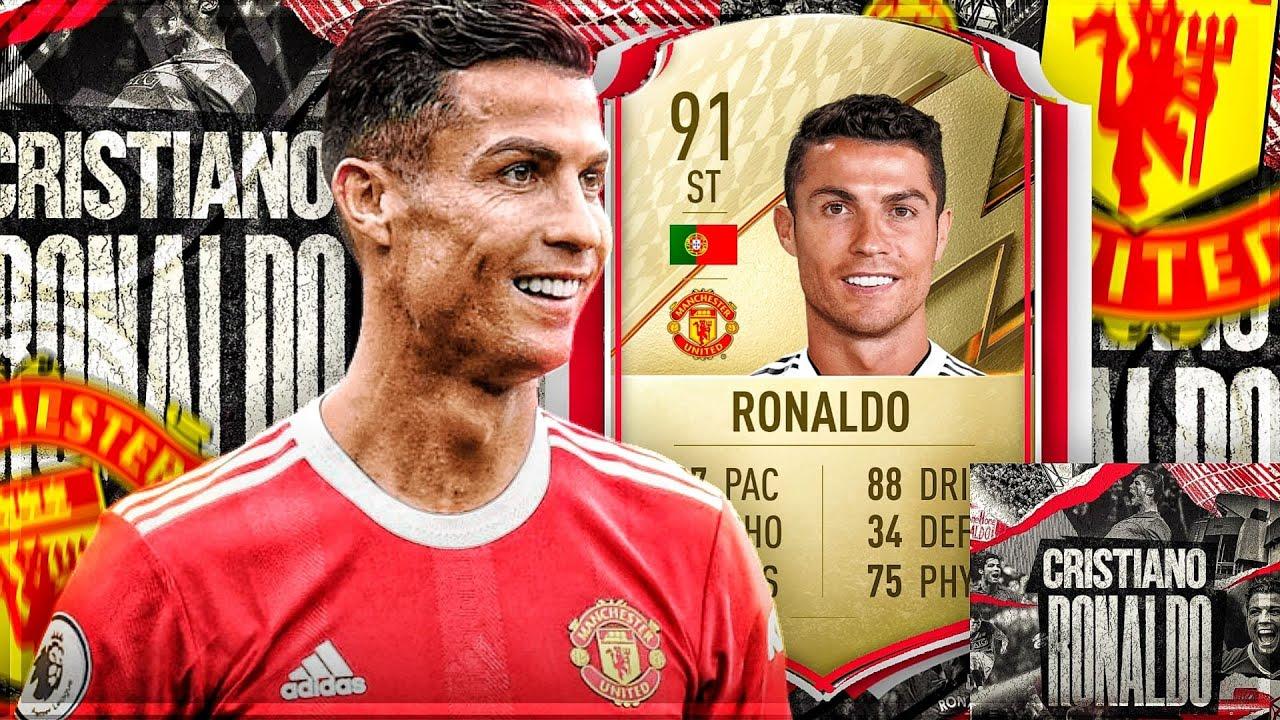Download FIFA 22 : CRISTIANO RONALDO SQUAD BUILDER BATTLE !!😱🔥