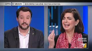 Laura Boldrini a Matteo Salvini: lei vuole controllare il Paese e non controlla i suoi?