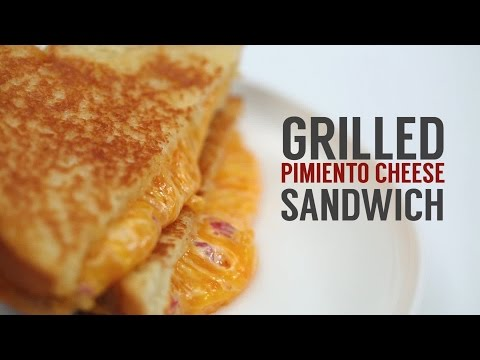 How to Make a Grilled Pimiento Cheese | Sandwich School