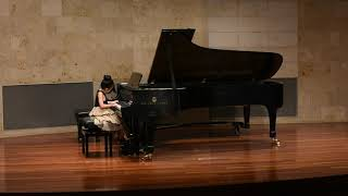 """Avery(6) plays Beethoven """"Für Elise"""" and Mozart Sonata K.545 at San Francisco Conservatory of Music"""