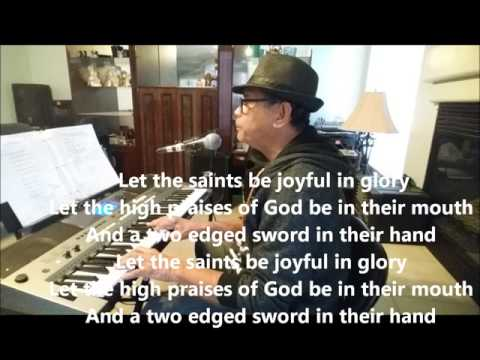 Let The Saints Be Joyful (Cover) By Josil Tayson Live Keyboards