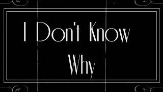 Jango Edwards - I Don't Know Why (VideoClip)