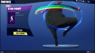 FORTNITE STAR POWER EMOTE BASS BOOSTED