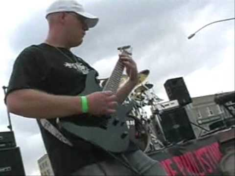 Devil Confess Video - Stray Dog block party 2009