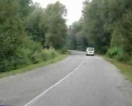 travel through Romania DN19 Satu Mare