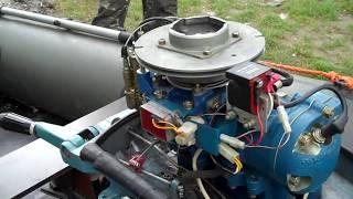 Мотор Сич 15-мини обзор лодочного мотора