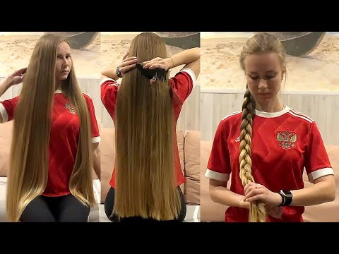 RealRapunzels | Not Average Hair (preview) from YouTube · Duration:  1 minutes 35 seconds