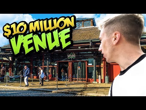 HIDE & SEEK IN $10 MILLION VENUE!
