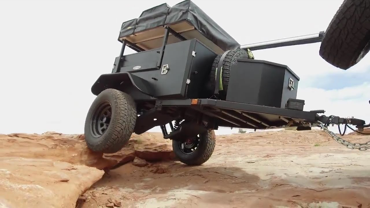 Smittybilt Scout Off Road Trailer Youtube