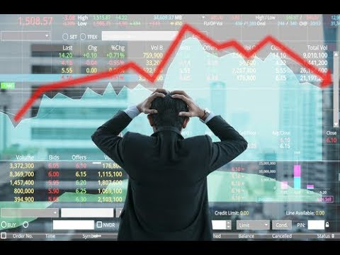 Coming Stock Market Crash Will Be Worst One Ever