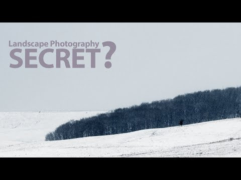 Landscape Photography Secret: SIMPLIFY