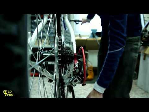 Как самостоятельно настроить задний переключатель на велосипеде