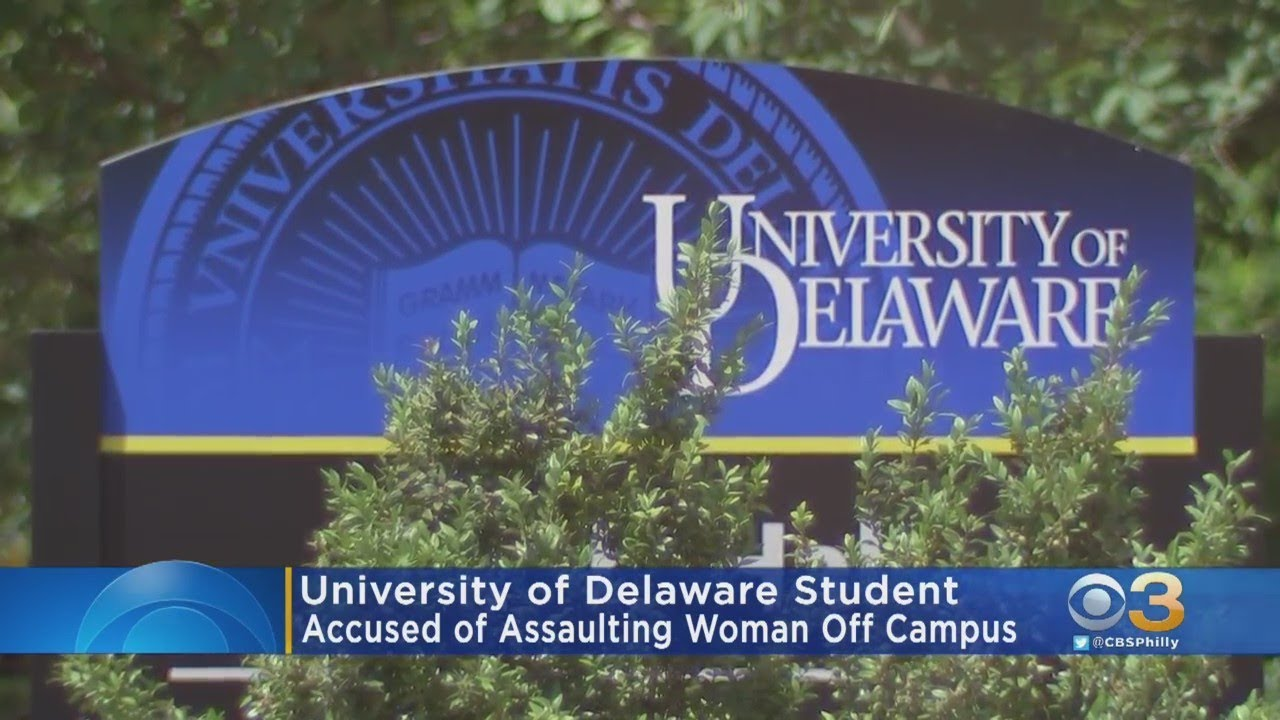 University of Delaware student Brandon Freyre charged with ...