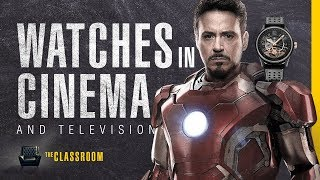 Watches In Mission: Impossible, Marvel, Mad Men and More!   The Classroom: EP14, S01