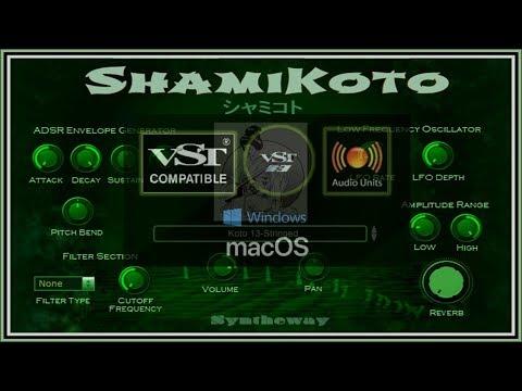 Syntheway - Vst Instruments , Virtual Choir Vst Plugin