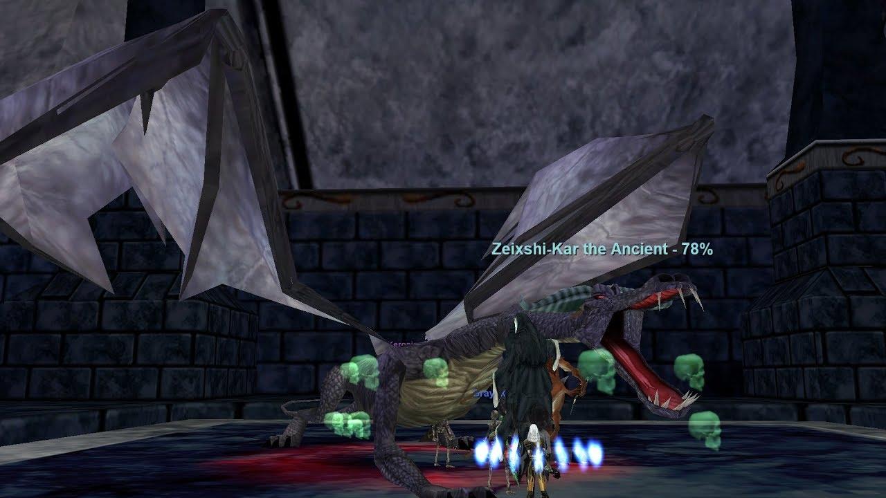 EVERQUEST RAID PROGRESSION - Zeixshi-Kar The Ancient and more! (Sleeper's  Tomb)