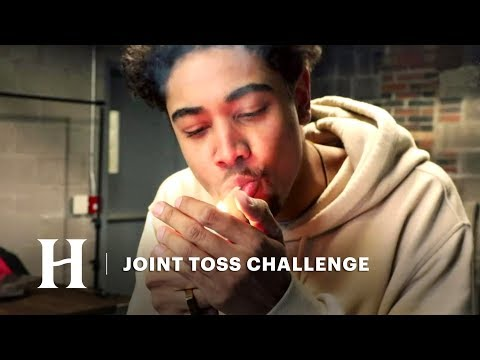 The Joint Toss Challenge | #JointTossChallenge