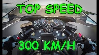 (Motor)Bike Cu 300 km/h cu Hayabusa