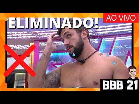 BBB21 ao vivo: ELIMINAÇÃO ARTHUR BBB 21 | comentando eliminação do BBB ao vivo | 7 fatos do BBB21