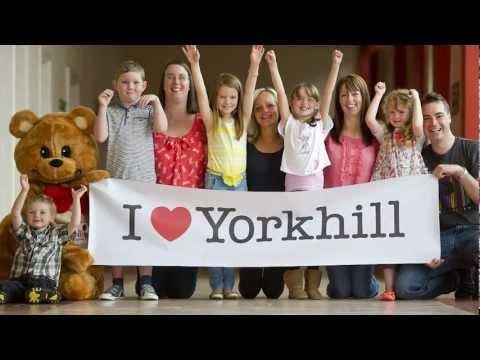 Yorkhill Week 2012 - I love Yorkhill