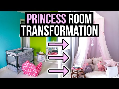 Modern Toddler's ROOM TRANSFORMATION (Before & After!) || RachhLoves Home