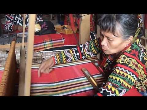 T'boli craft and weaving
