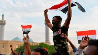 Protest Wave Engulfs Iraq, Over 100 Dead, Government Helpless?