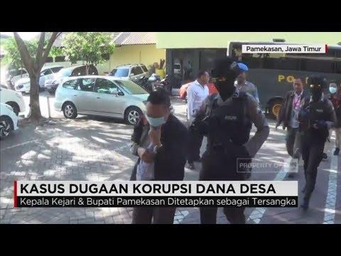 Bupati, Kepala Kejari, Sampai Staf Kabupaten Jadi Tersangka Korupsi Dana Desa Pamekasan oleh KPK