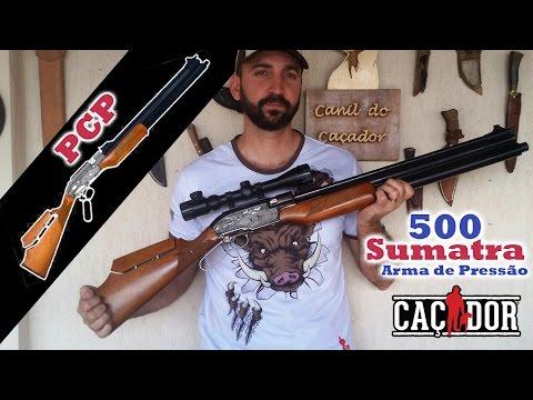 Sumatra 500 - Carabina de Pressão - PCP
