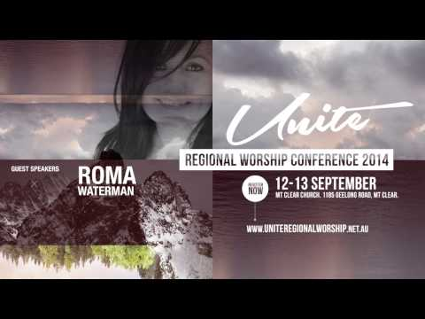 Unite Regional Worship Conference 2014 promo