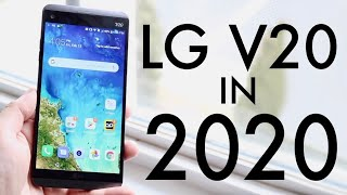 LG V20 In 2020 Still Worth It Review