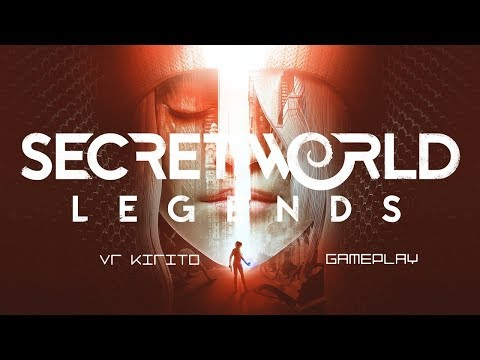 Secret World Legends #2 Ein neuer Anfang – Seelenklinge 👻 Headstart 👻 Illuminaten 👻 F2P 👻 1440p