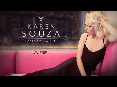 Karen Souza presents Velvet Vault - Her New Full Album