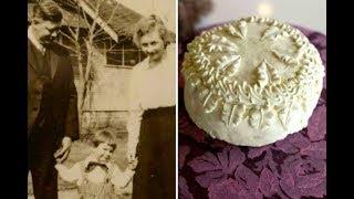 Man Finds Grandparents' 100-Year-Old Wedding Cake Inside A Hatbox In Garage