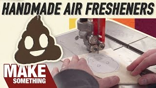 How to Make Some DIY Air Fresheners. THE HARD WAY!
