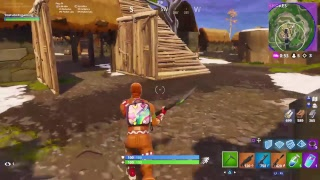 Alpha Tournament Right Now! | Trying To Get A Shiny Pin | Fortnite BR