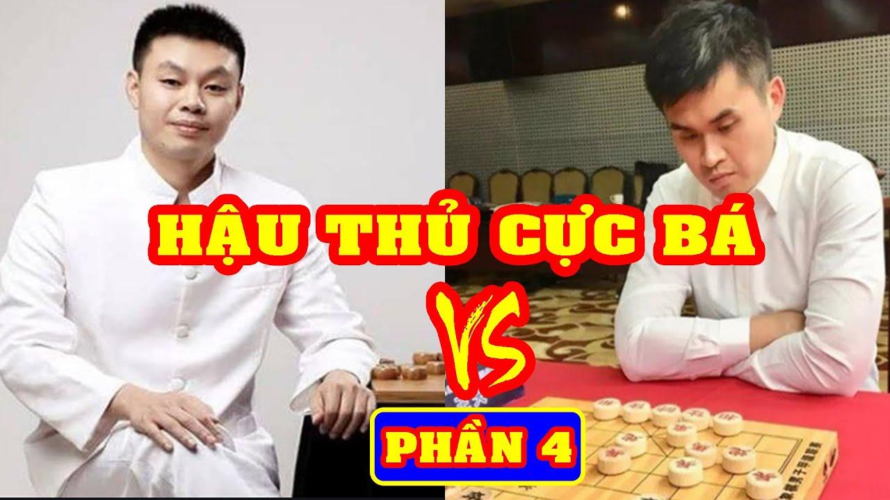Cờ Tướng Đỉnh Cao Hậu Thủ Cực Bá Giữa Vương Thiên Nhất vs Hứa Ngân Xuyên - P4