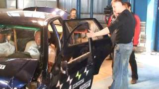 Краш тест Lifan Breez #crash test