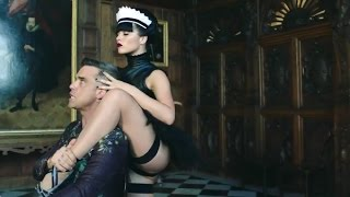 Robbie Williams - Party Like A Russian (Lyrics video)
