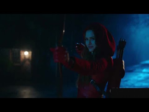 Riverdale 2×21 Cheryl vs The Black Hood