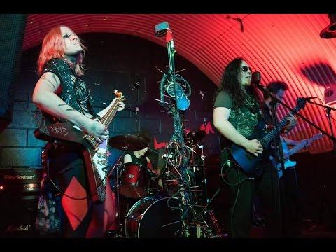 FyreSky - Ravens & Sapphires - Live From The Asylum
