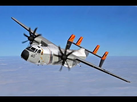US Navy Plane Crashes in Pacific with 11 on Board - LIVE BREAKING NEWS COVERAGE