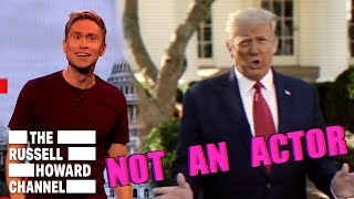 Trump Claims to Have the Cure for COVID | The Russell Howard Hour