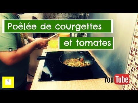 comment-faire-une-poêlée-de-courgettes-et-tomates-|-cuisine-en-pratique