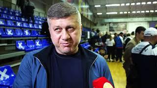 Главный тренер сборной России по вольной борьбе Дзамболат Ильич Тедеев на Чемпионате России 2020